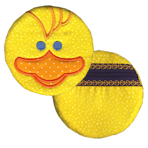 Easter Duckie Coin Purse