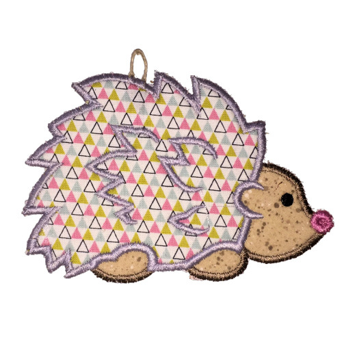 Hudson Hedgehog Mobile
