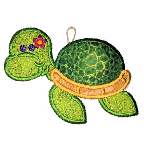 Tulip Turtle Mobile