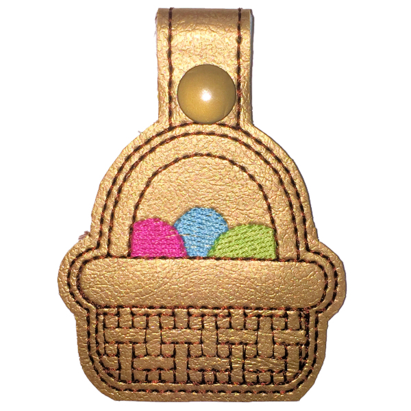 Easter Basket Snap Tab